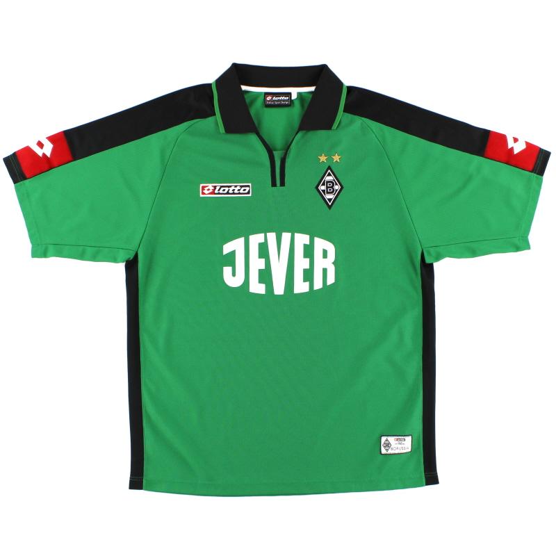 2003-04 Borussia Monchengladbach Away Shirt L