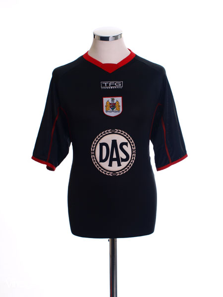 2003-04 Bristol City Away Shirt M