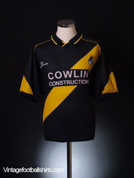 2003-04 Bristol Rovers Away Shirt XXL