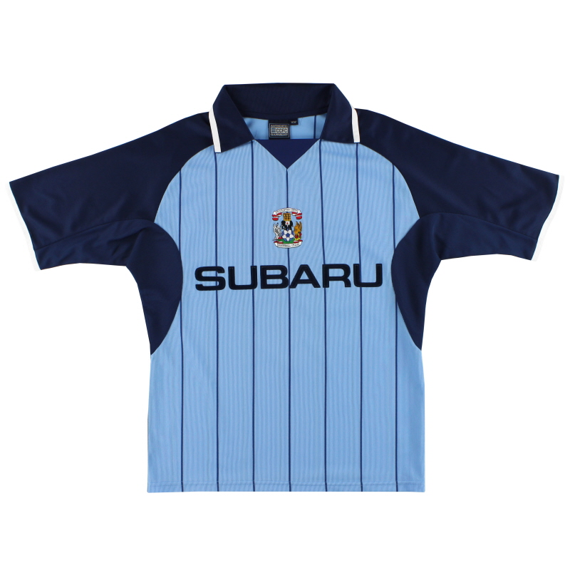 2003-04 Coventry CCFC Home Shirt S