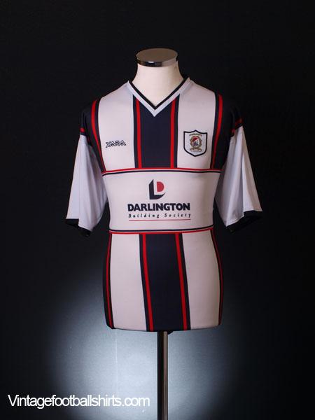 2003-04 Darlington Home Shirt M