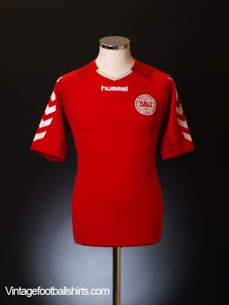2003-04 Denmark Home Shirt L