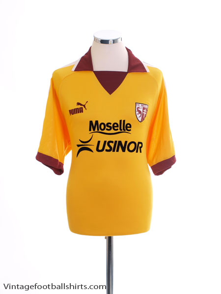 2003-04 FC Metz Away Shirt *BNWT* M