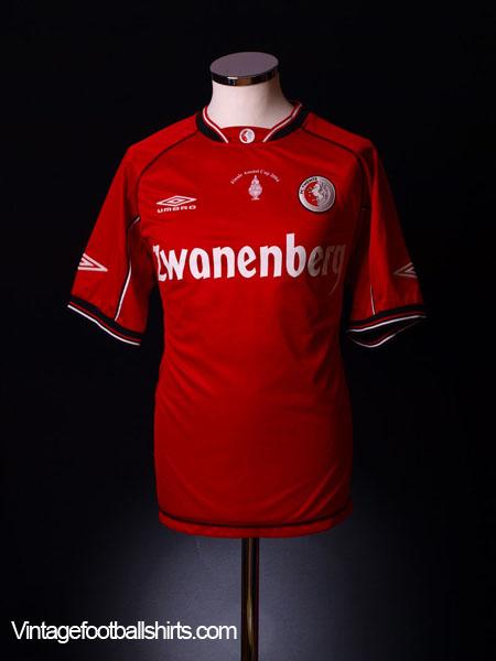 2003-04 FC Twente Home Shirt L
