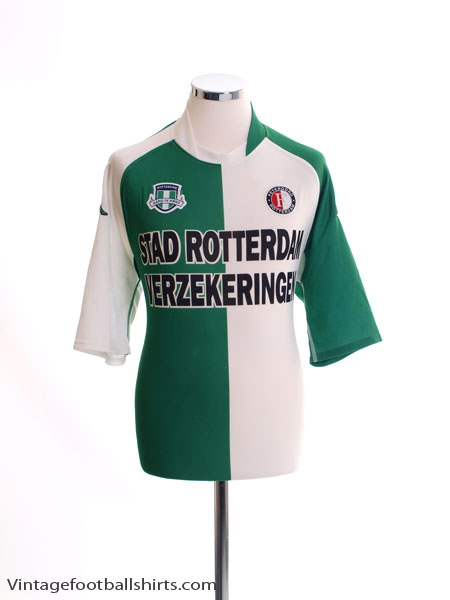 2003-04 Feyenoord Away Shirt XXXL