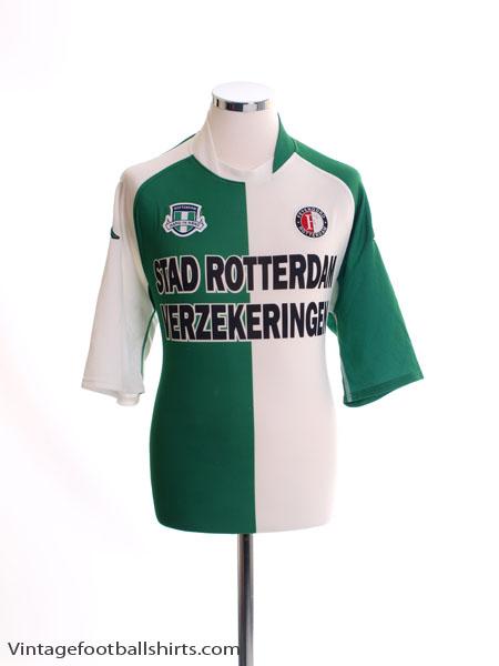 2003-04 Feyenoord Away Shirt XXXL