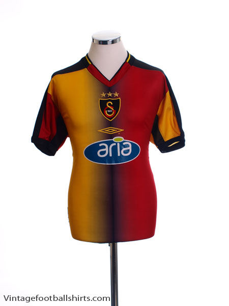2003-04 Galatasaray Home Shirt M