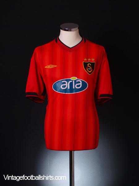 2003-04 Galatasaray Third Shirt S