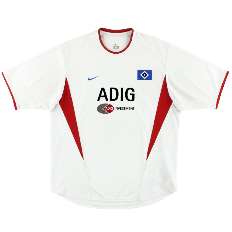 2003-04 Hamburg Home Shirt XL