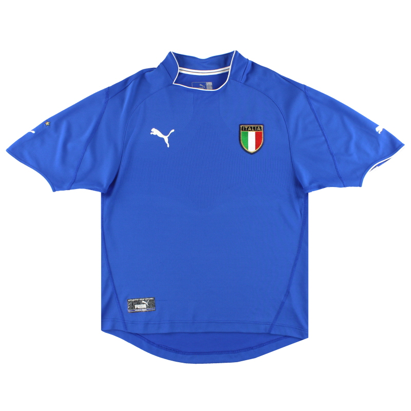 2003-04 Italy Puma Home Shirt M