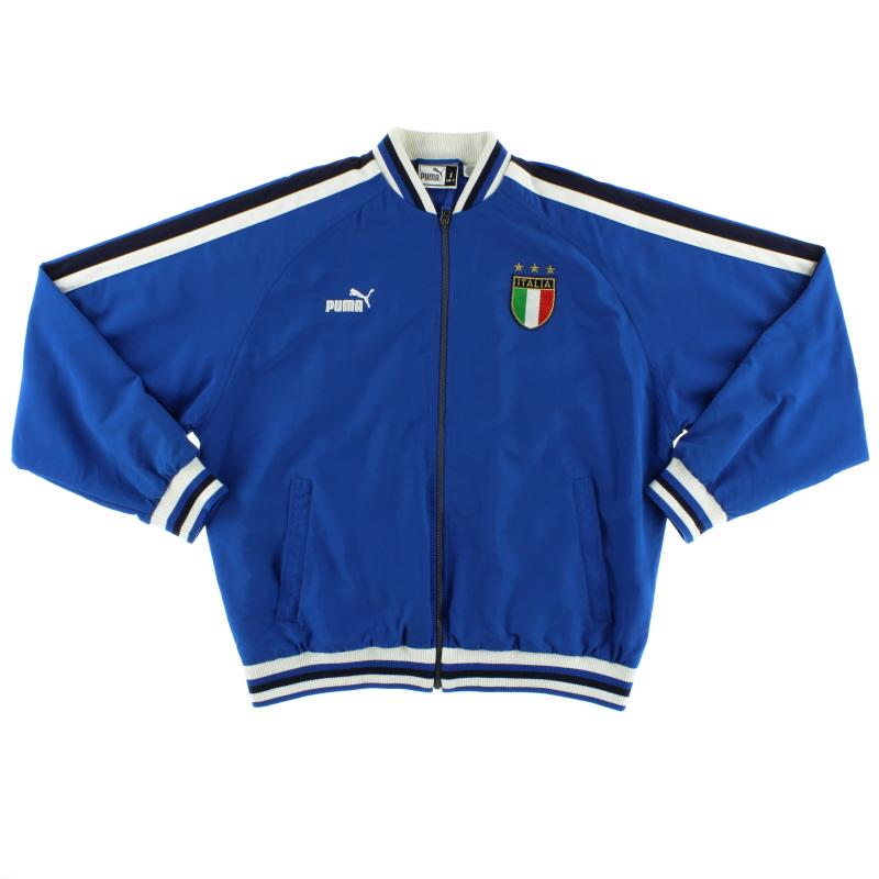2003-04 Italy Puma Track Jacket L - 730725