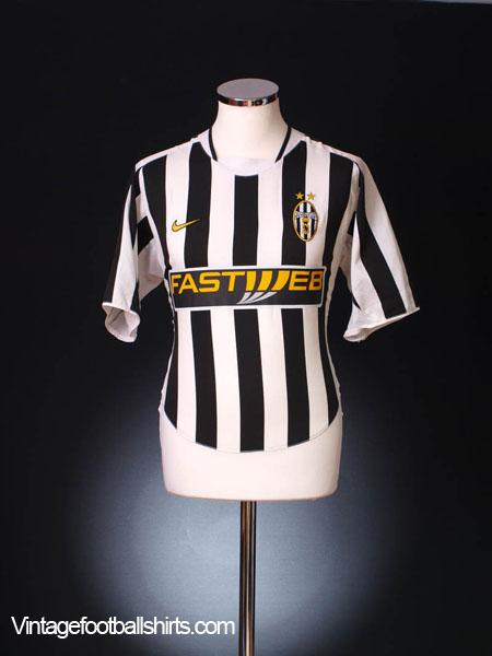 2003-04 Juventus Home Shirt *BNWT* XXL