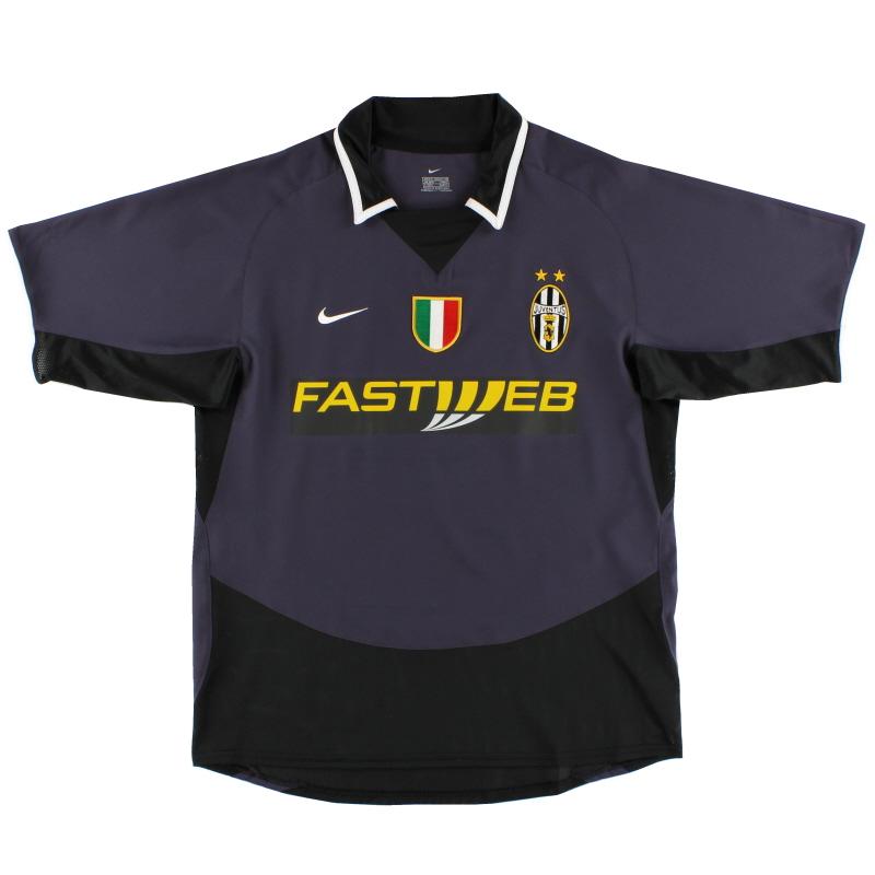 2003-04 Juventus Third Shirt M - 112638