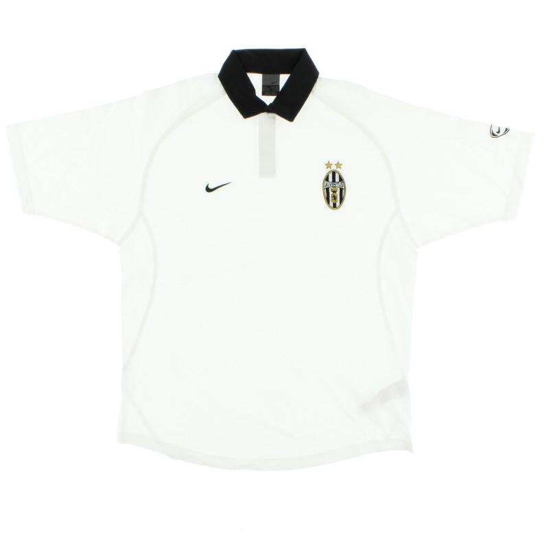 2003-04 Juventus Nike T-Shirt L - 112651