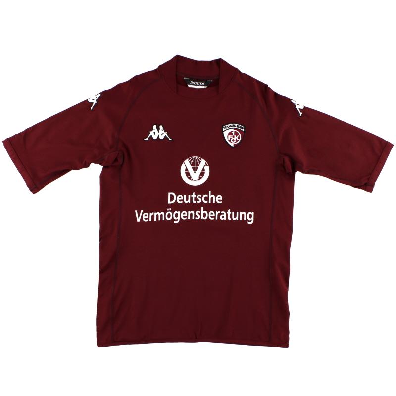 2003-04 Kaiserslautern Home Shirt XL