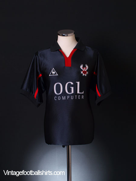 2003-04 Kidderminster Harriers Away Shirt M