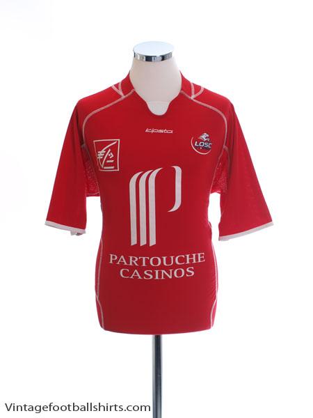 2003-04 Lille Home Shirt L