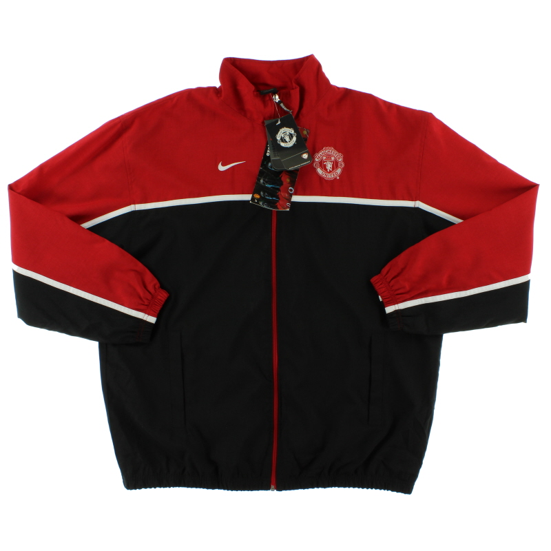 2003-04 Manchester United Nike Woven Jacket *w/tags* XXL - 112159