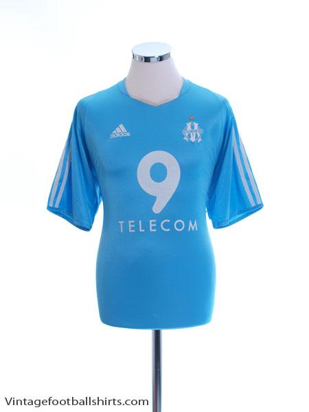 2003-04 Olympique Marseille Away Shirt S - 913990