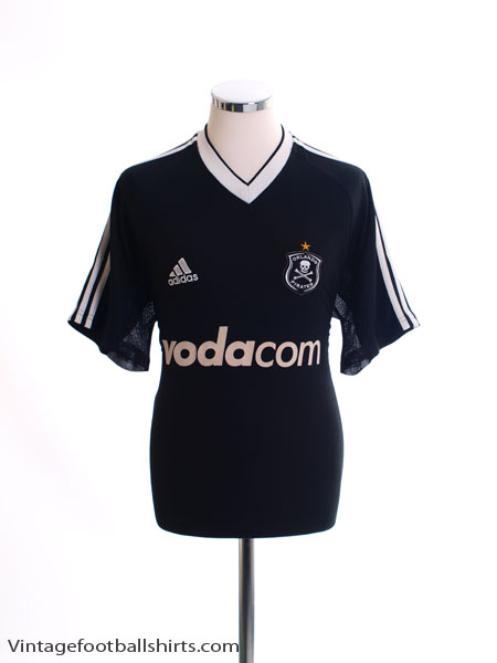 2003-04 Orlando Pirates Home Shirt S