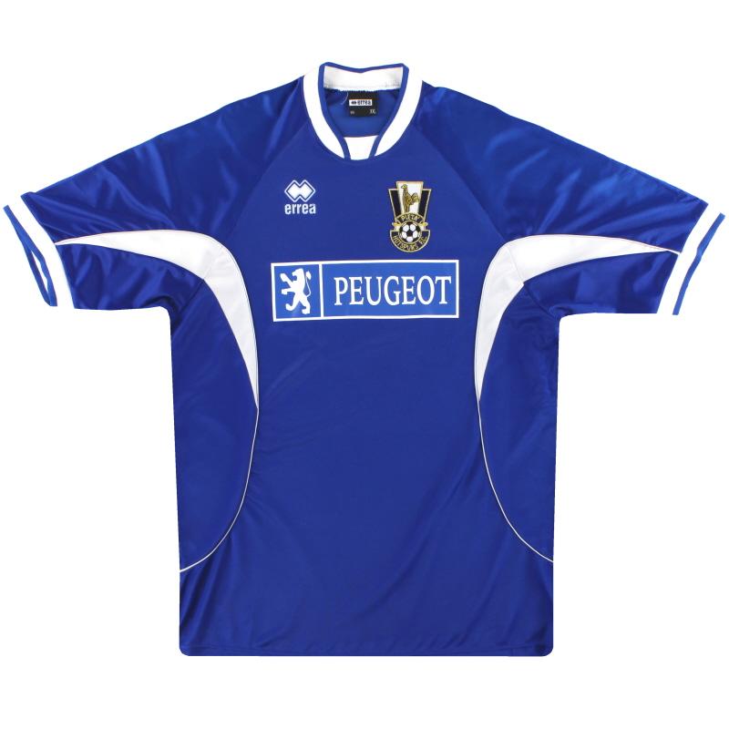 2003-04 Pieta Hotspurs Errea Home Shirt XXL