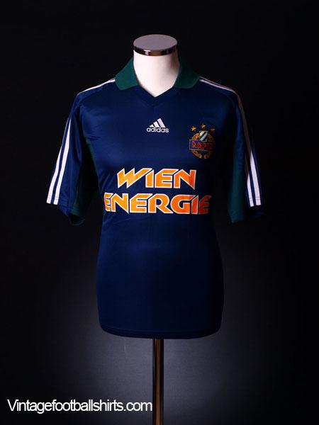 2003-04 Rapid Vienna Away Shirt *BNWT* M