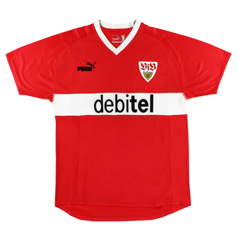 2003-04 Stuttgart Away Shirt L