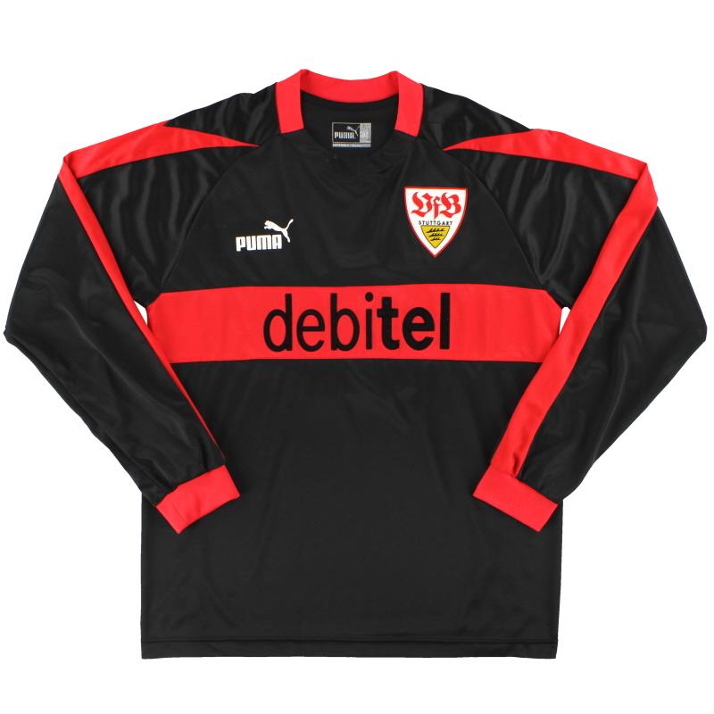 2003-04 Stuttgart Puma Third Shirt L/S XL