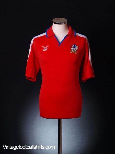 2003-04 Thailand Home Shirt XL