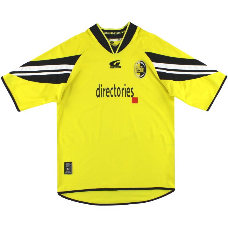 T-Shirts 2003-04 Young Boys Home Shirt XL