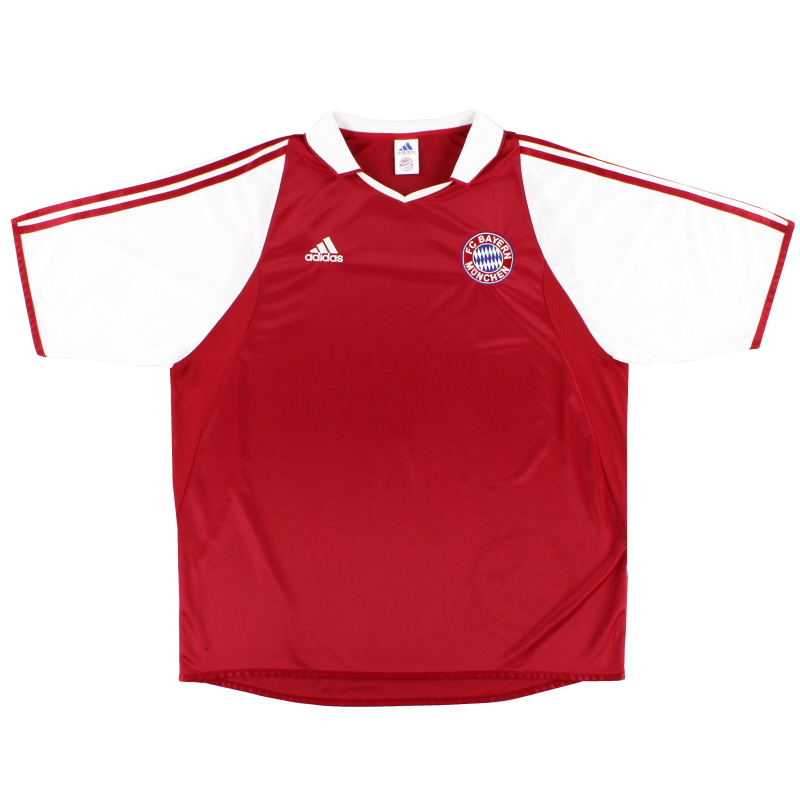 2003-05 Bayern Munich Home Shirt XL