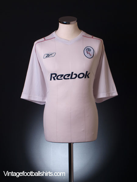 2003-05 Bolton Home Shirt XL
