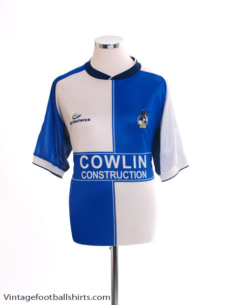 2003-05 Bristol Rovers Home Shirt L