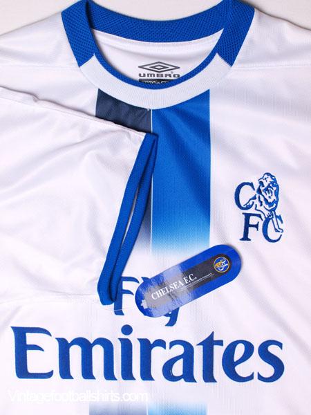 timeless design ee0b1 968fe 2003-05 Chelsea Away Shirt Crespo #21 *BNWT* L for sale