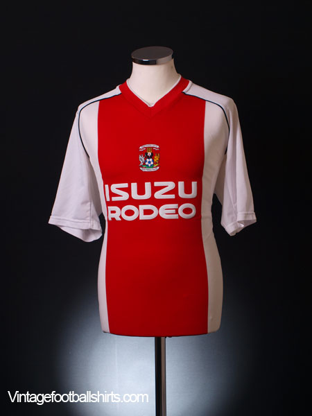 2003-05 Coventry Away Shirt L