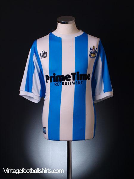 2003-05 Huddersfield Town Home Shirt M