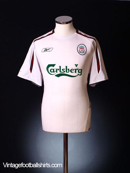 2003-05 Liverpool Away Shirt XL