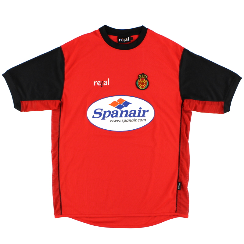 2003-05 Mallorca Home Shirt S