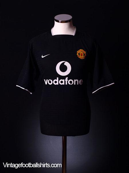 2003-05 Manchester United Away Shirt XL