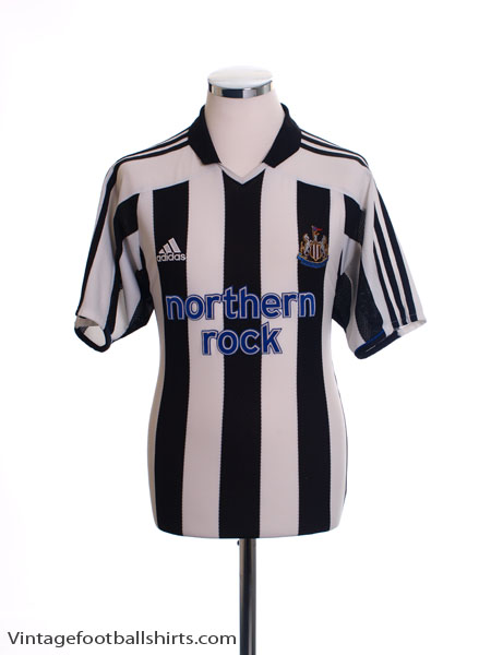 2003-05 Newcastle Home Shirt *Mint* M
