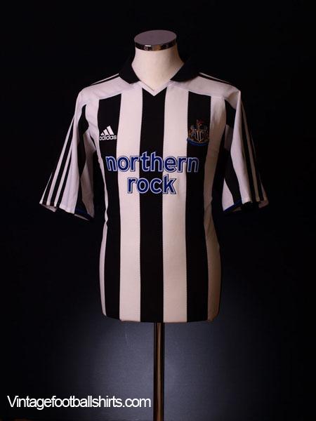 2003-05 Newcastle Home Shirt *Mint* M