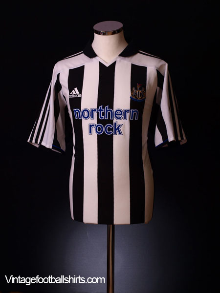 2003-05 Newcastle Home Shirt XL.Boys