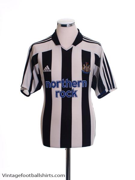 2003-05 Newcastle Home Shirt S - 021786