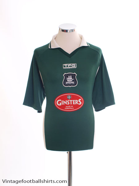 2003-05 Plymouth Home Shirt M