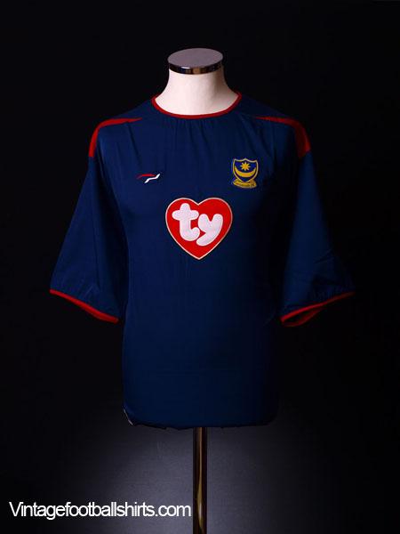 2003-05 Portsmouth Away Shirt L