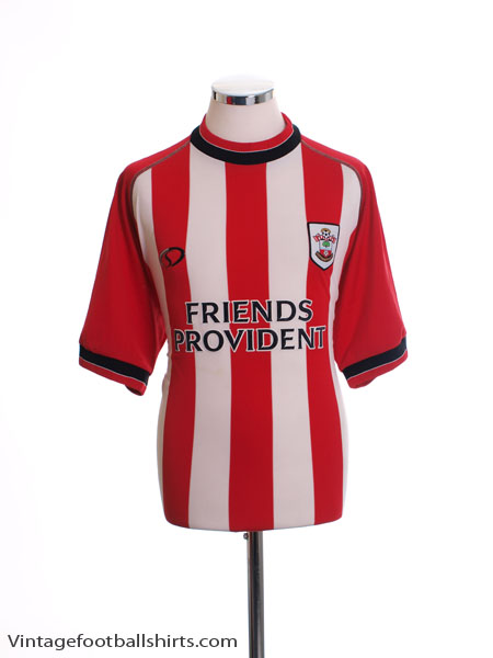 2003-05 Southampton Home Shirt S