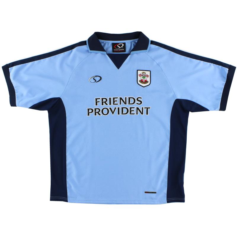 2003-05 Southampton Third Shirt XXL