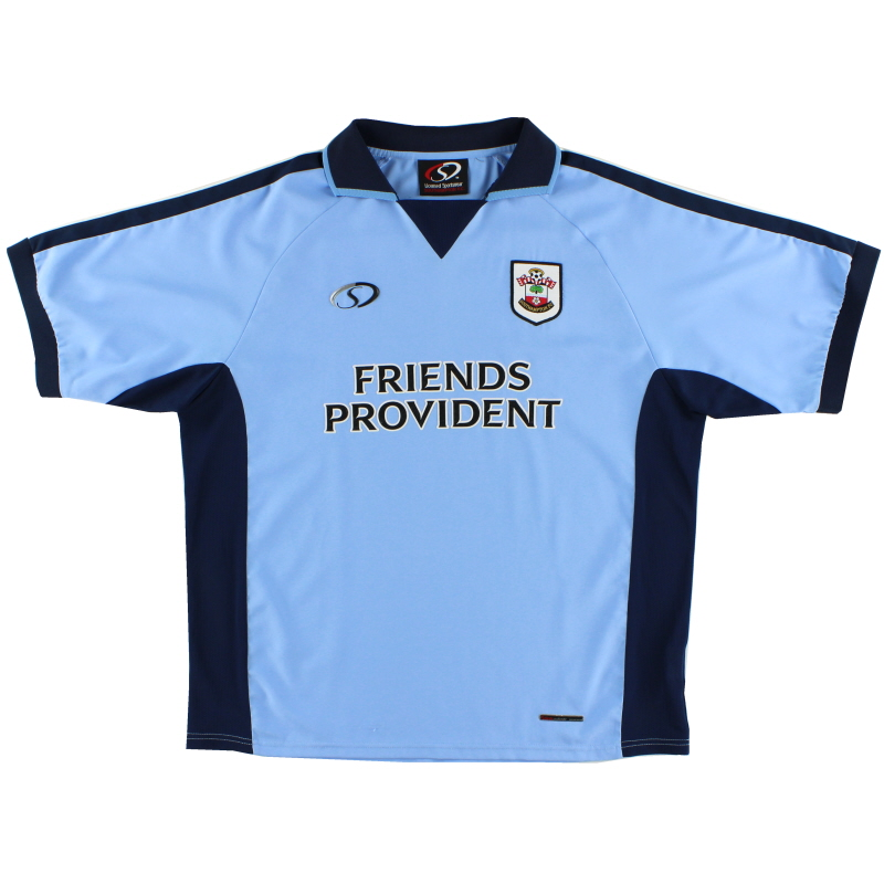 2003-05 Southampton Third Shirt XL