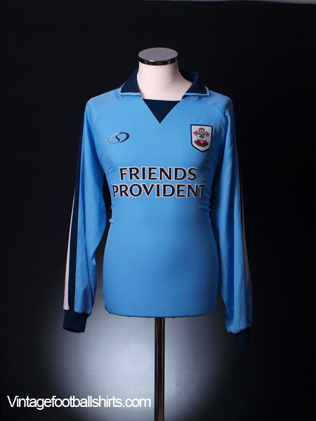 2003-05 Southampton Third Shirt L/S XL