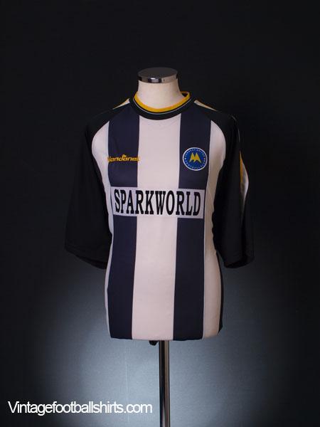 2003-05 Torquay Away Shirt XXL